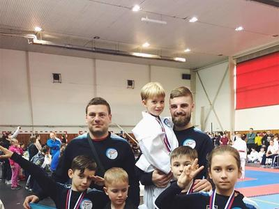 20th Karate cup of the town Galanta